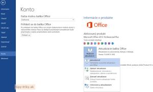 Klikni a spusti v Office 365