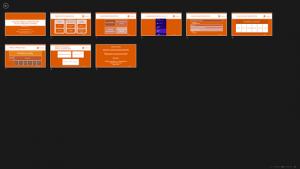 Využite panel s nástrojmi počas prezentovania