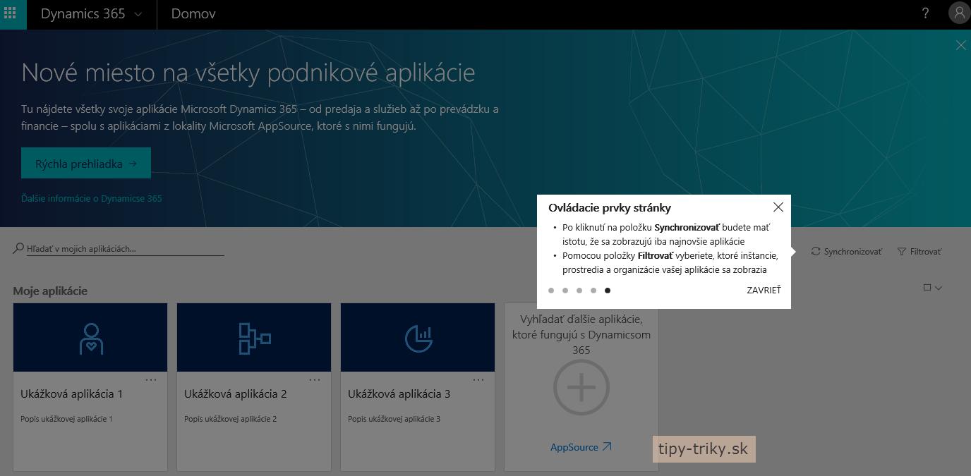 Videli ste už Microsoft Dynamics 365?