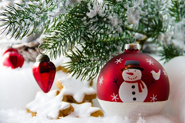 Vianočné sviatky a Nový rok 2020